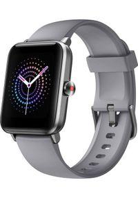 ULEFONE - Smartwatch UleFone Watch Pro Szary (UF-WP/SR). Rodzaj zegarka: smartwatch. Kolor: szary