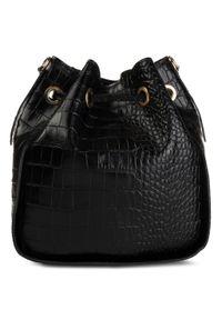 Czarna torebka worek Creole klasyczna