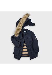 Niebieska kurtka zimowa Mayoral #4