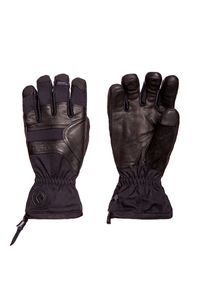 Black Diamond - Rękawice narciarskie BLACK DIAMOND PATROL. Materiał: skóra. Technologia: Primaloft. Sezon: zima. Sport: narciarstwo