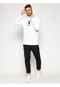 Biała bluza HUF