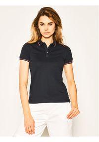 Niebieska koszulka polo Emporio Armani polo