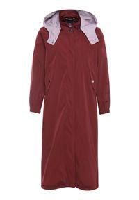 Czerwony płaszcz przejściowy Persona by Marina Rinaldi