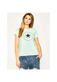 Zielony t-shirt Converse