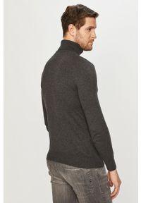 Jack & Jones - Sweter 12157417. Kolor: szary