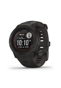 GARMIN - Zegarek do biegania z GPS Garmin Instinct Solar