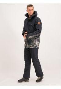 Quiksilver Kurtka snowboardowa EQYTJ03225 Kolorowy Regular Fit. Wzór: kolorowy. Sport: snowboard #4