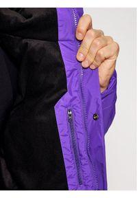 Fioletowa kurtka turystyczna The North Face