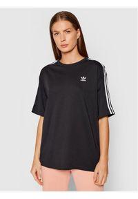 Adidas - adidas T-Shirt adicolor Classics H37795 Czarny Oversize. Kolor: czarny