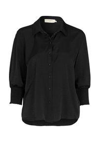 Czarna bluzka Cream elegancka