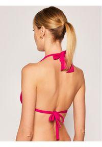 Różowe góra bikini Lauren Ralph Lauren