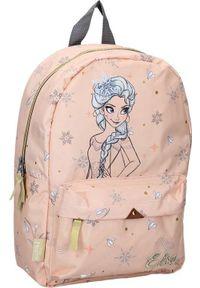 Pomarańczowy plecak Frozen