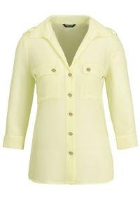 Marciano Guess Koszula 92G458 7383Z Żółty Regular Fit. Kolor: żółty