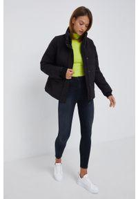 Calvin Klein Jeans - Jeansy High Rise Super Skinny Ankle. Kolor: czarny