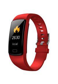 Czerwony zegarek GARETT sportowy
