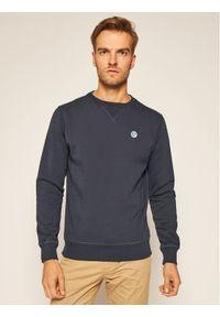 North Sails Bluza Logo 691540 Granatowy Regular Fit. Kolor: niebieski