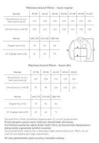 Mmer - Czarna koszula męska MMER z długim rękawem 006. Kolor: czarny. Materiał: bawełna, tkanina, poliester. Długość rękawa: długi rękaw. Długość: długie. Styl: klasyczny