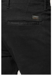 Czarne spodnie PRODUKT by Jack & Jones casualowe, na co dzień