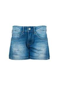 Szorty Pepe Jeans na co dzień, casualowe