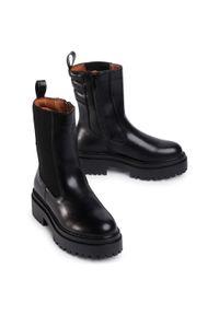 Czarne buty trekkingowe Jenny Fairy z cholewką #6