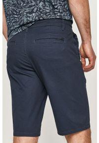 Niebieskie szorty Only & Sons casualowe, na co dzień, gładkie