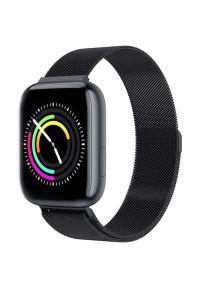 Czarny zegarek GARETT smartwatch #1