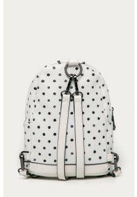 Biały plecak Nobo