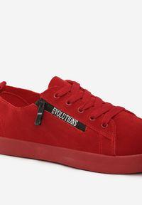 Czerwone trampki Born2be #5