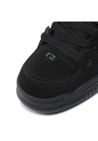 Globe - Sneakersy GLOBE - Fusion GBFUS Black/Night 10864. Okazja: na co dzień. Kolor: czarny. Materiał: skóra ekologiczna, skóra, nubuk. Szerokość cholewki: normalna. Styl: sportowy, klasyczny, casual