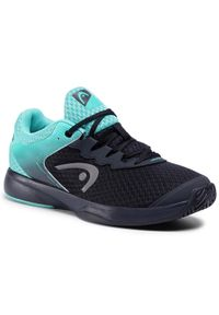 Czarne buty sportowe Head do biegania