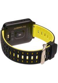 Zielony zegarek GARETT sportowy, smartwatch