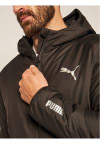 Puma Kurtka puchowa WarmCell Padded 582168 Czarny Regular Fit. Kolor: czarny. Materiał: puch