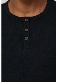 medicine - Medicine - T-shirt bawełniany Basic. Kolor: czarny. Materiał: bawełna. Długość: krótkie. Wzór: gładki
