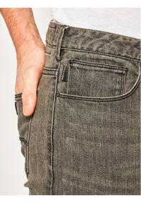 Emporio Armani Jeansy 3H1J06 1DUBZ 0006 Szary Slim Fit. Kolor: szary. Materiał: elastan, jeans, poliester, bawełna