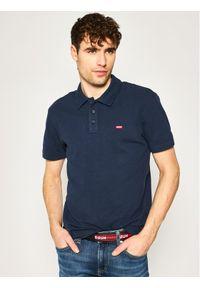 Niebieska koszulka polo Levi's® polo