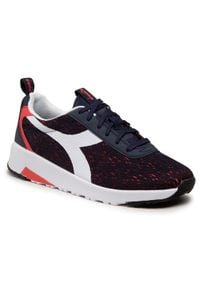 Diadora Sneakersy Evo Run DD 101.176977 60063 Granatowy. Kolor: niebieski. Sport: bieganie