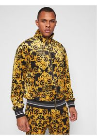 Versace Jeans Couture Bluza B7GWA733 Czarny Regular Fit. Kolor: czarny