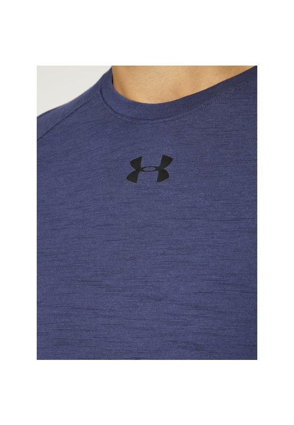 Niebieska koszulka sportowa Under Armour