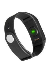 Czarny zegarek Media-Tech sportowy
