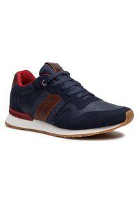 Jack & Jones - Jack&Jones Sneakersy Jfwstellar 12177238 Granatowy. Kolor: niebieski