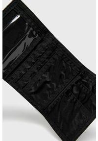 Dakine - Portfel. Kolor: czarny. Materiał: materiał. Wzór: gładki