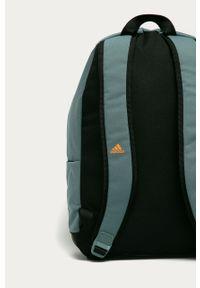 Zielony plecak adidas Performance z nadrukiem