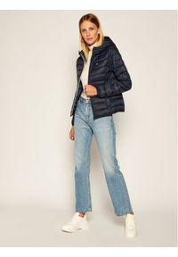 Niebieska kurtka Tommy Jeans