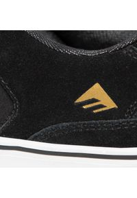 Czarne buty sportowe Emerica