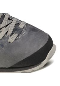 Szare buty trekkingowe Aku z cholewką, trekkingowe, Gore-Tex
