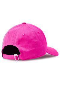 New Era - Czapka z daszkiem NEW ERA - Fashion Ess 940 Ney 11157578 Różowy. Kolor: różowy. Materiał: materiał, bawełna