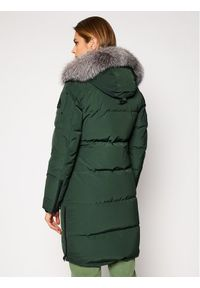 Zielona kurtka zimowa Moose Knuckles