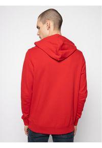 Wrangler Bluza Repeat W6A8HAXWO Czerwony Regular Fit. Kolor: czerwony