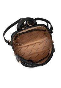 Wittchen - Plecak WITTCHEN - 29-4Y-007-1E Czarny. Kolor: czarny. Materiał: skóra. Styl: elegancki