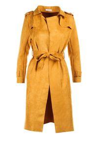 Żółty płaszcz Renee